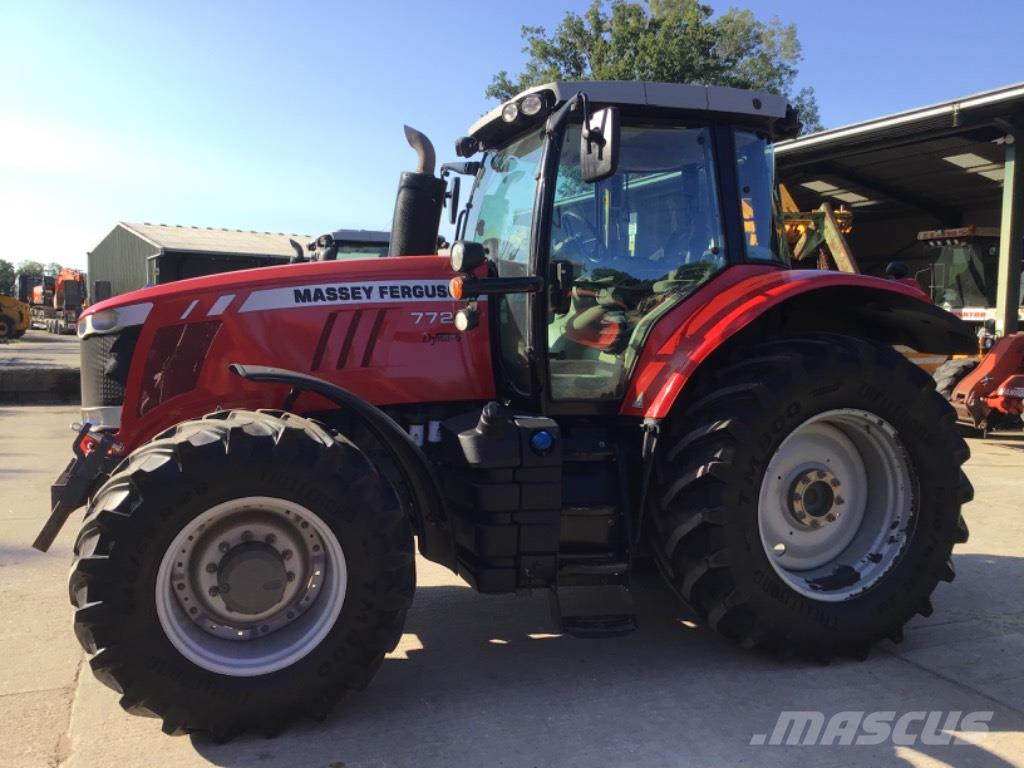 Massey Ferguson 7720