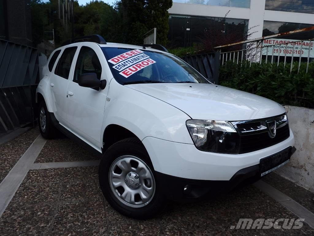 dacia duster 1 5dci 4x4 van diesel euro 5 m occasion. Black Bedroom Furniture Sets. Home Design Ideas