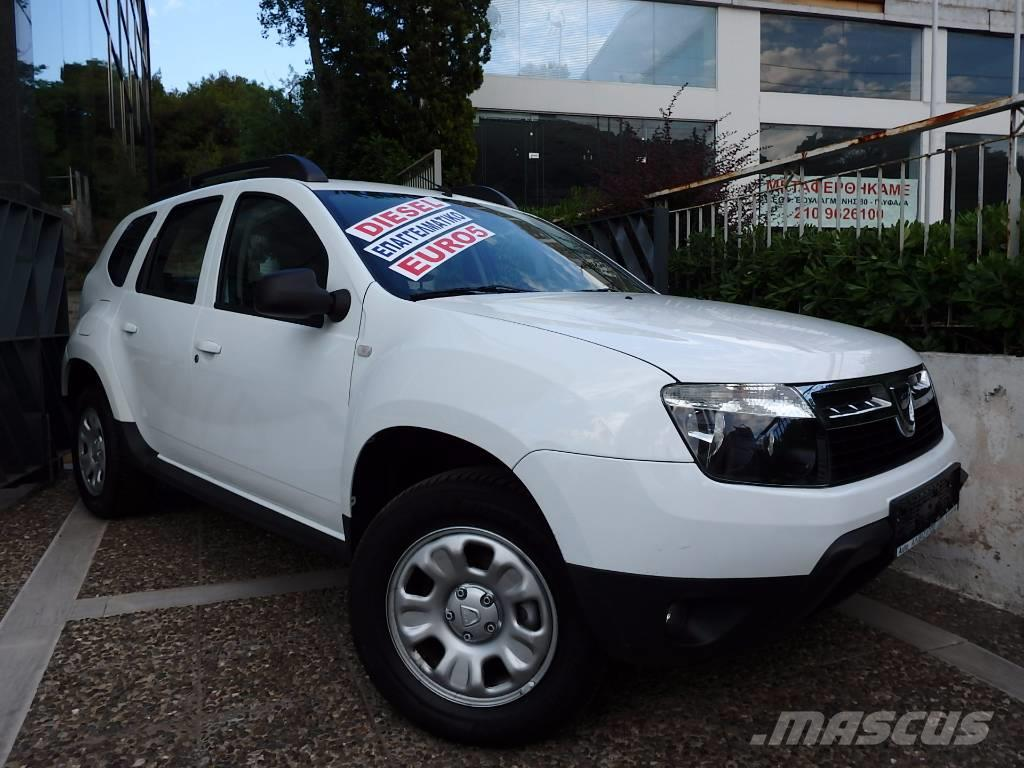 dacia duster 1 5dci 4x4 van diesel euro 5 m pre o 9 266. Black Bedroom Furniture Sets. Home Design Ideas