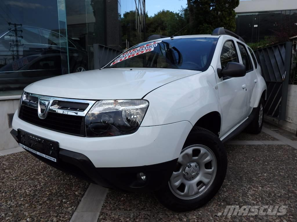used dacia duster 1 5dci 4x4 van diesel euro 5 m other. Black Bedroom Furniture Sets. Home Design Ideas