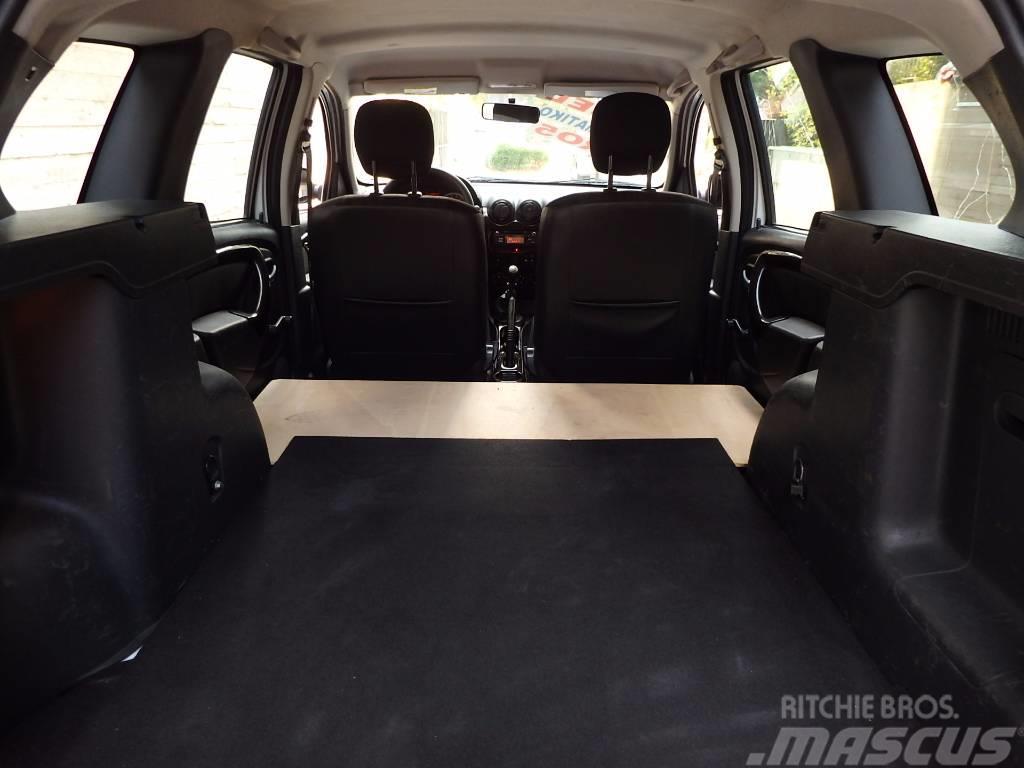 used dacia duster 1 5dci 4x4 van diesel euro 5 m other. Black Bedroom Furniture Sets. Home Design Ideas