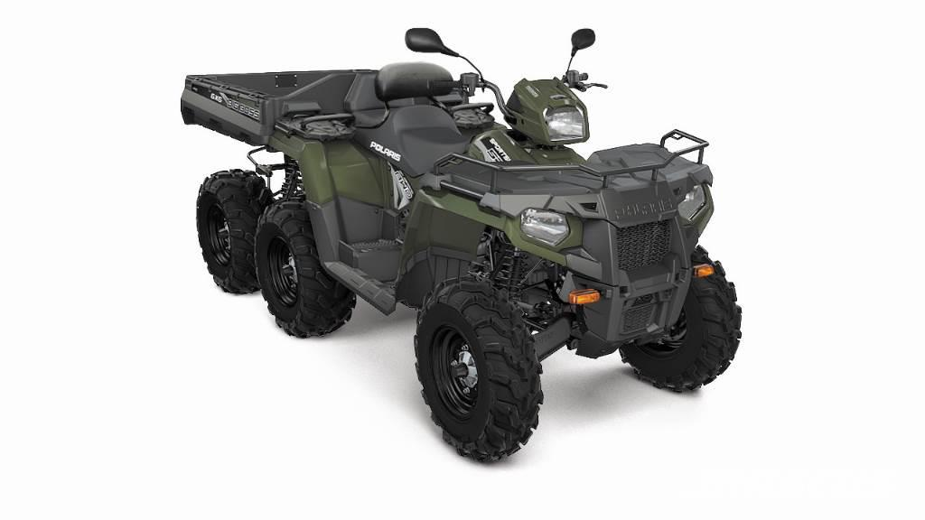 "Polaris Big Boss 570 6x6 EPS ""Jaktkampanj"""