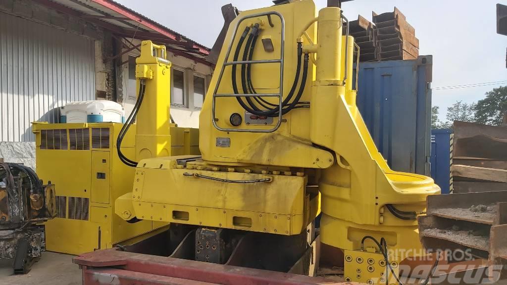 Giken ZP-150 Z-Piler hydro-press ГИКЕН