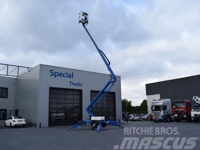 Niftylift 170 HAC Hoogwerker (17 Meter)
