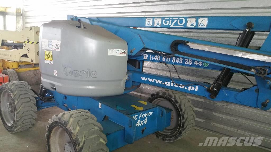 Genie Z45/25JRT, 2006, Articulated boom lifts