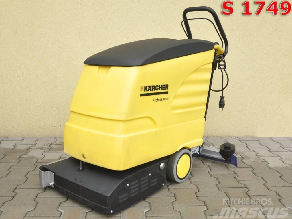 [Other] Scrubber dryer KARCHER BR 530