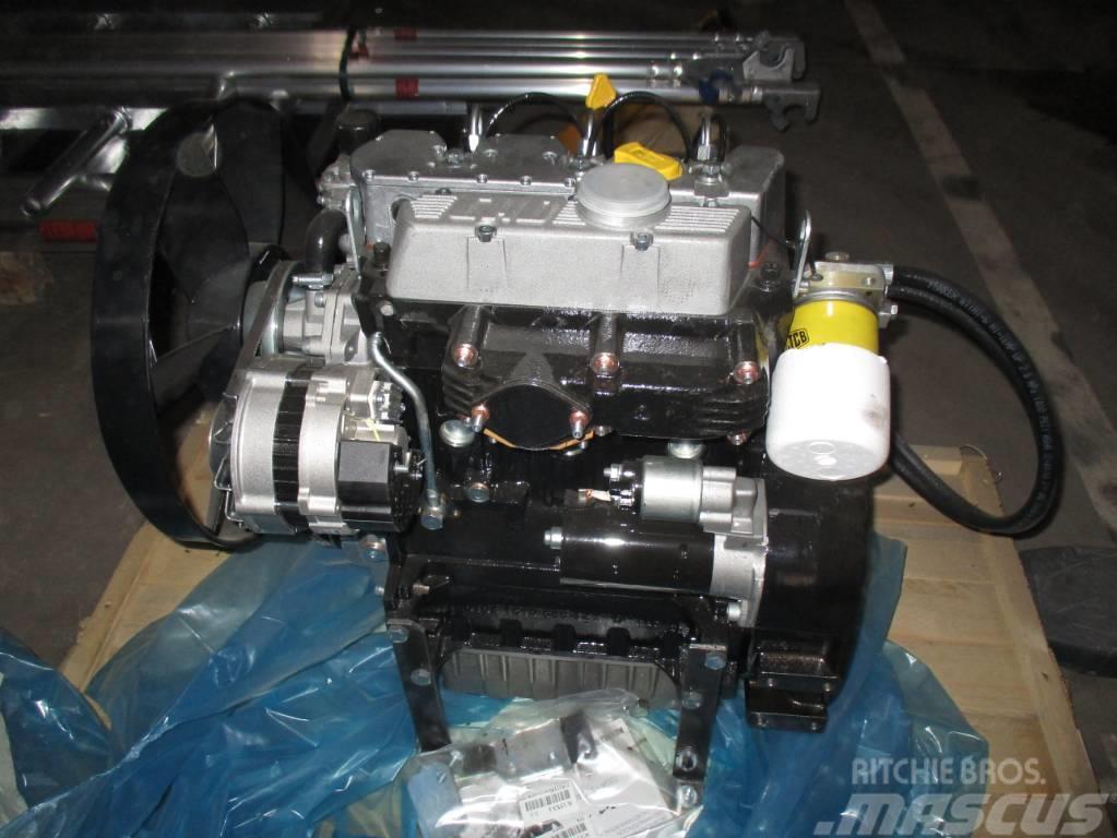 JCB Kohler Motor 3-Zylinder