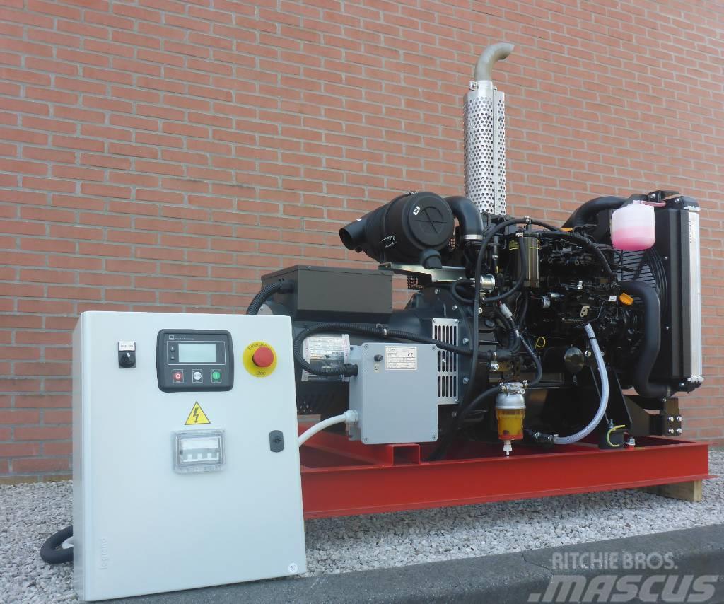 Yanmar 47 KVA Binnenvaart  generator set EU Stage V NRE