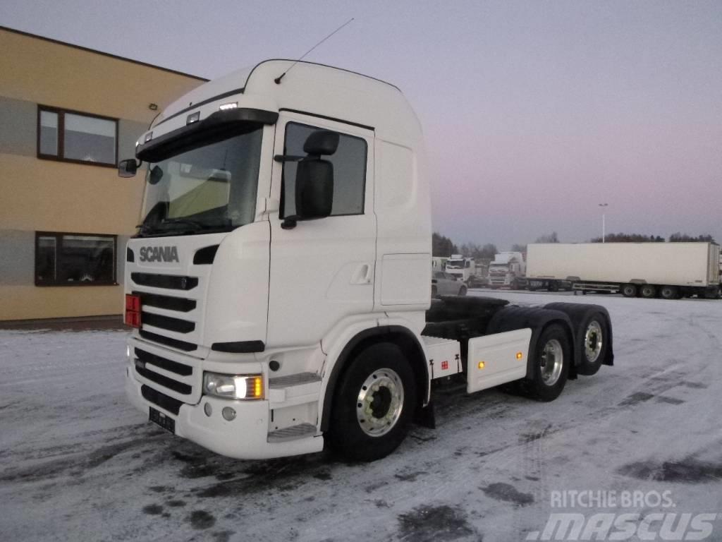 Scania G480 6x2+EURO5+PTO+ADR
