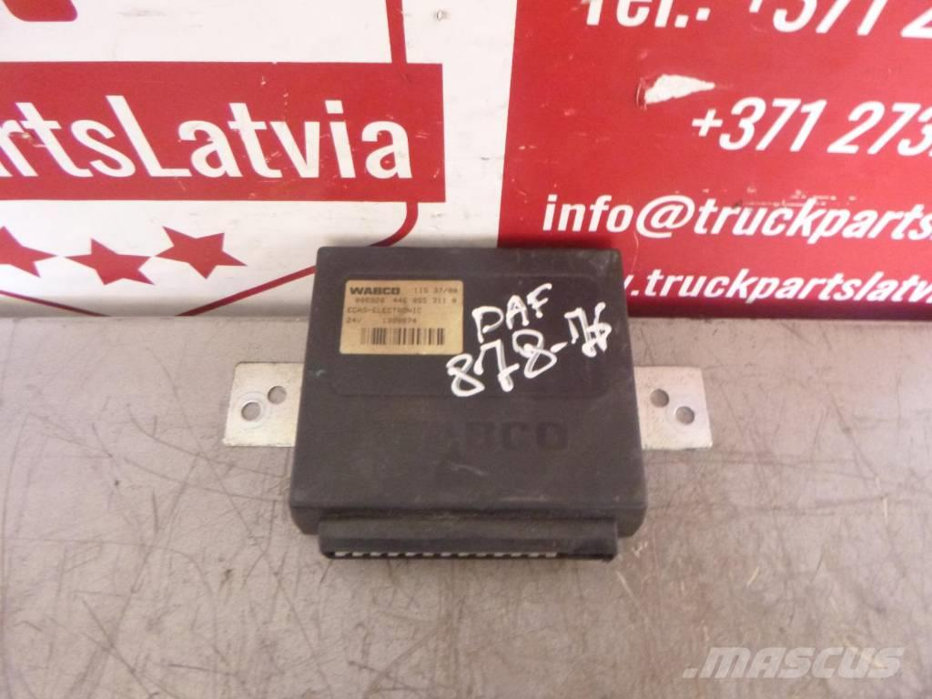 DAF XF105 ECAS BLOCK 1380874