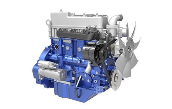 Weichai WP2.7 engine