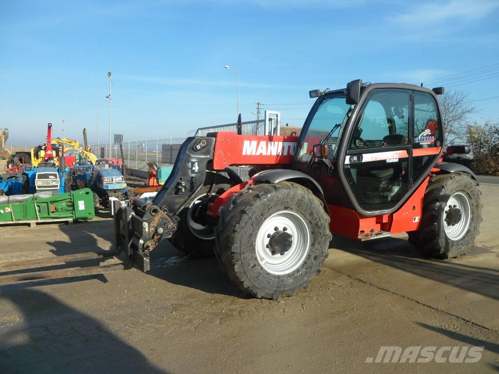 Manitou MLT742H TURBO LSU