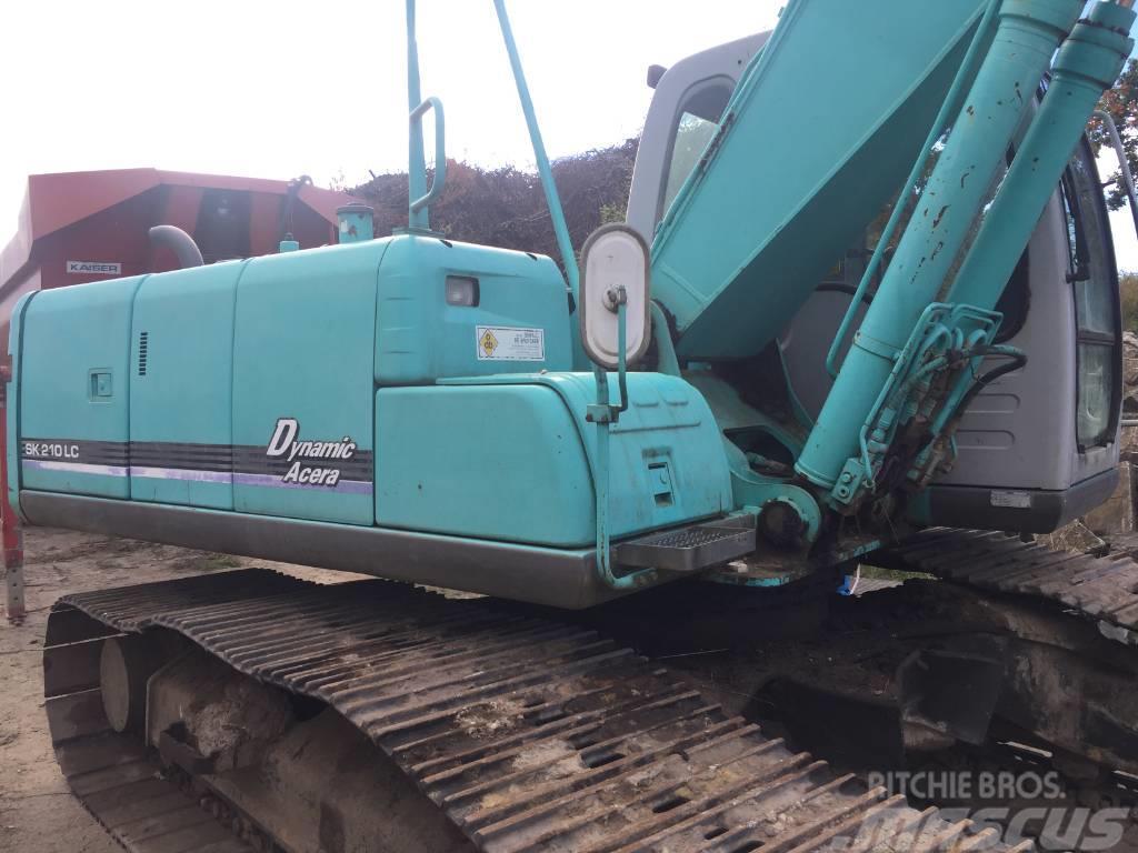 Kobelco SK 210 LC-6