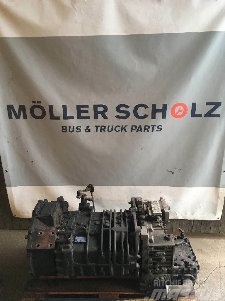ZF 6S 1600 Voith Retarder 133