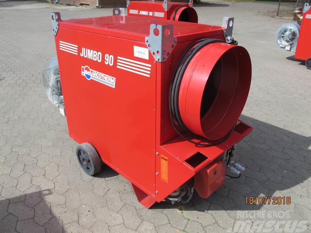 Biemmedue Ölheizung Hallenheizung Jumbo 90 MC 104 KW Zelthei