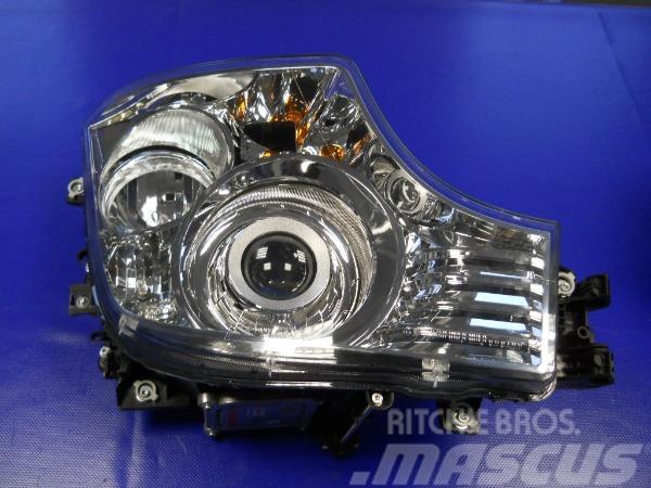 Mercedes-Benz Actros MP4 Leuchteinheit Xenon rechts