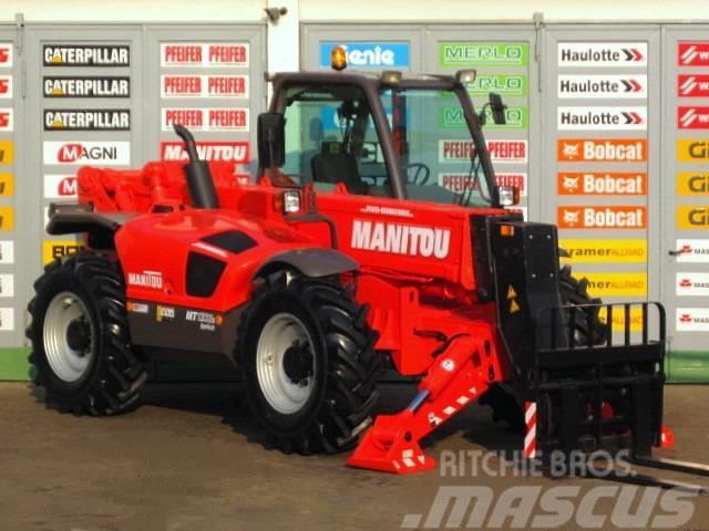 Manitou Manitou MT 1233 S Serie II-E 4x4x4 - 12m / 3.3t.
