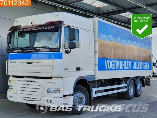 DAF XF105.460 105.460 6X2 Manual Intarder Lift+Lenkach