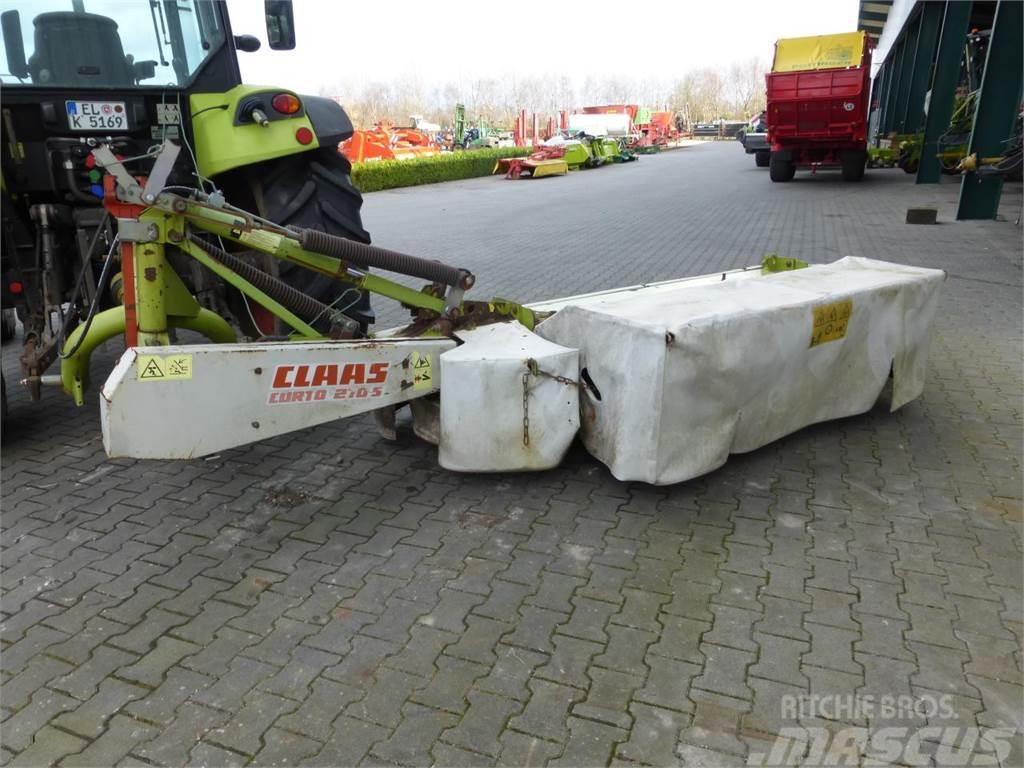 CLAAS CORTO 270 S