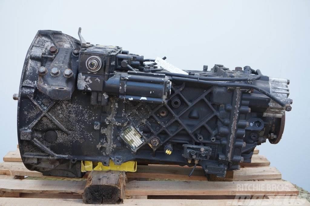 ZF 16S151OD+SER