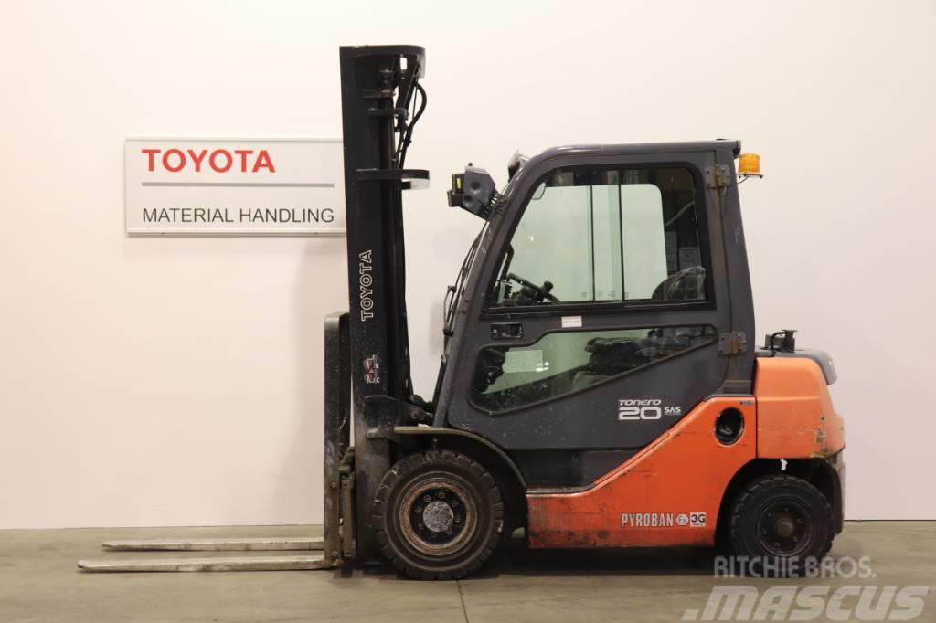 Toyota 02-8FDF20