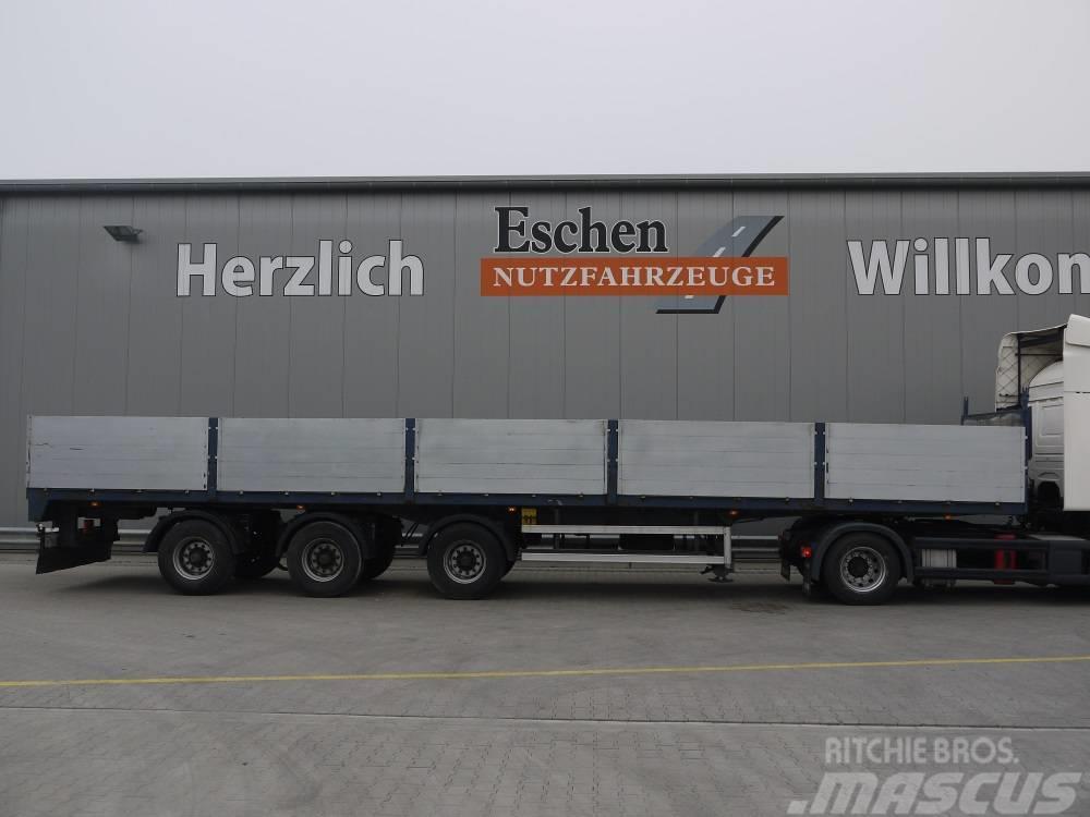Schröder 3 Achs Pritsche, Obj.-Nr.: 0148/19