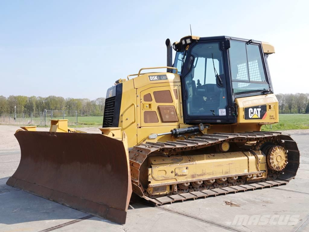Caterpillar D5K2 LGP - Excellent Condition / Low Hours