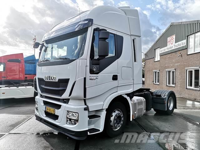 Iveco STRALIS AS440T/P 420HP | Hi-Way Euro 6