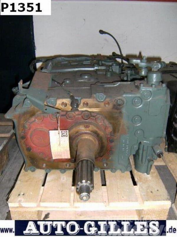 ZF / Mercedes Getriebe 16 S 130 EPS / 16S130 EPS