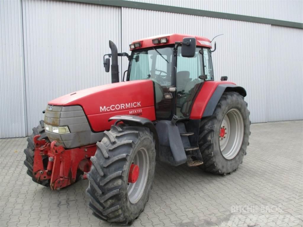 McCormick MTX 155