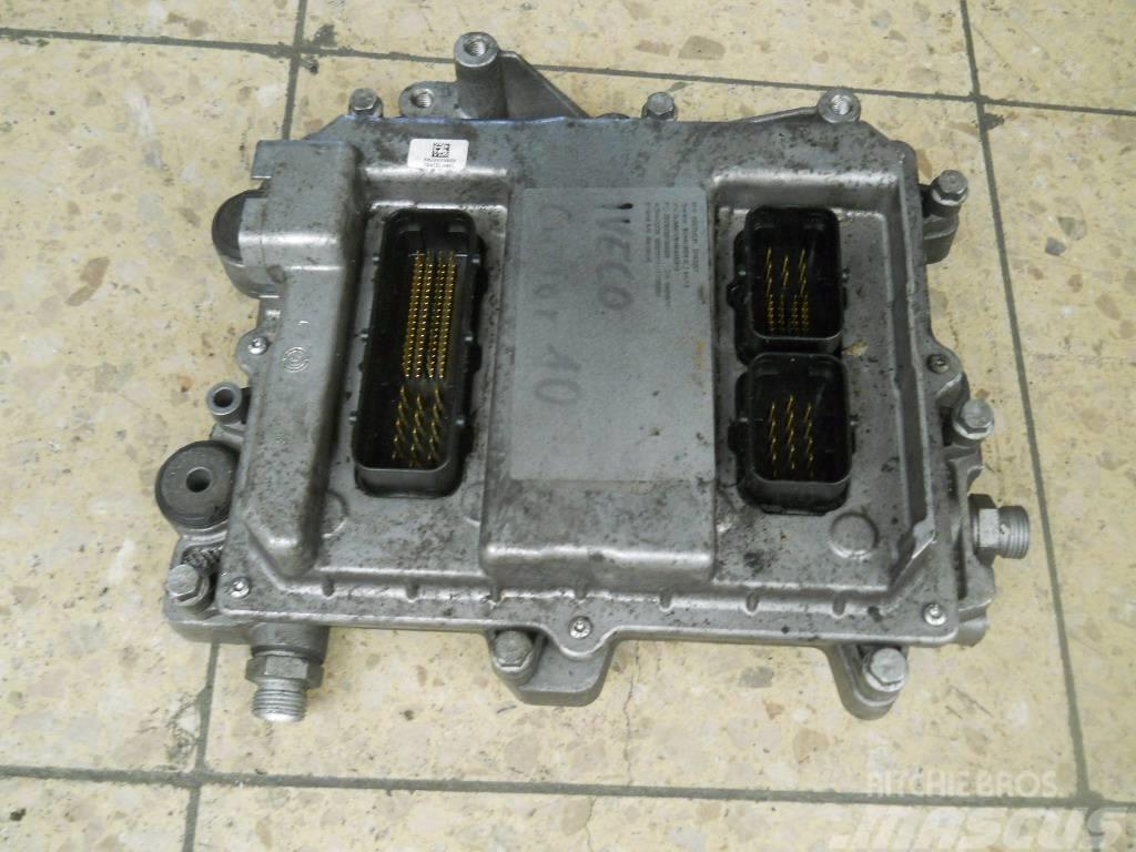 Bosch Motorsteuergerät Iveco Cursor 10, 2002, Övriga