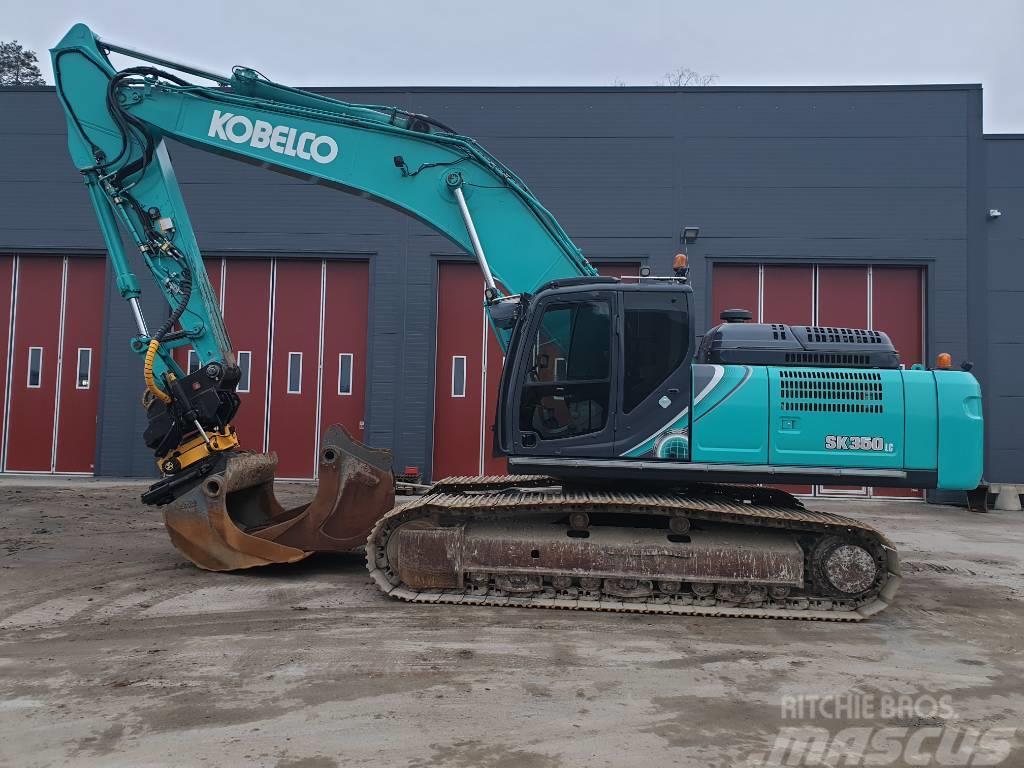 Kobelco SK 350 LC-10