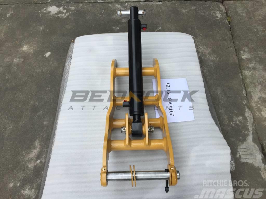 Bedrock Hydraulic Thumb fits CAT 303.5/304 40mm Pin Excava