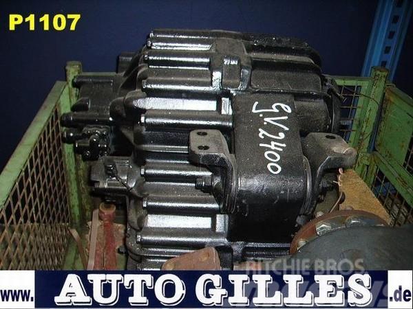 Mercedes-Benz Verteiler-Getriebe VG 2400 / VG2400 MB SK
