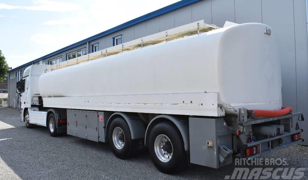 Esterer Tank Fuel 39'750l 3-Kammern Hectronic