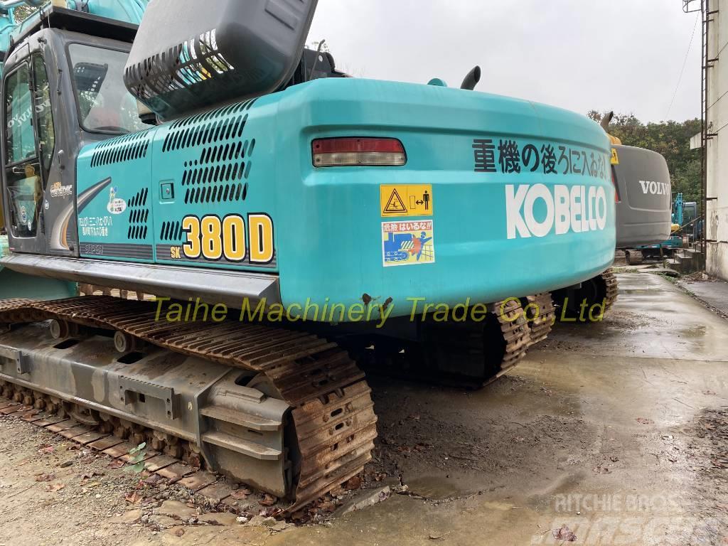 Kobelco SK380D