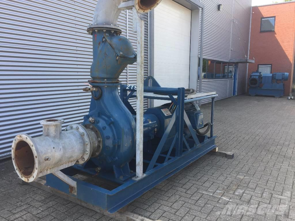 KSB WATERPUMPS KRPE 250-500