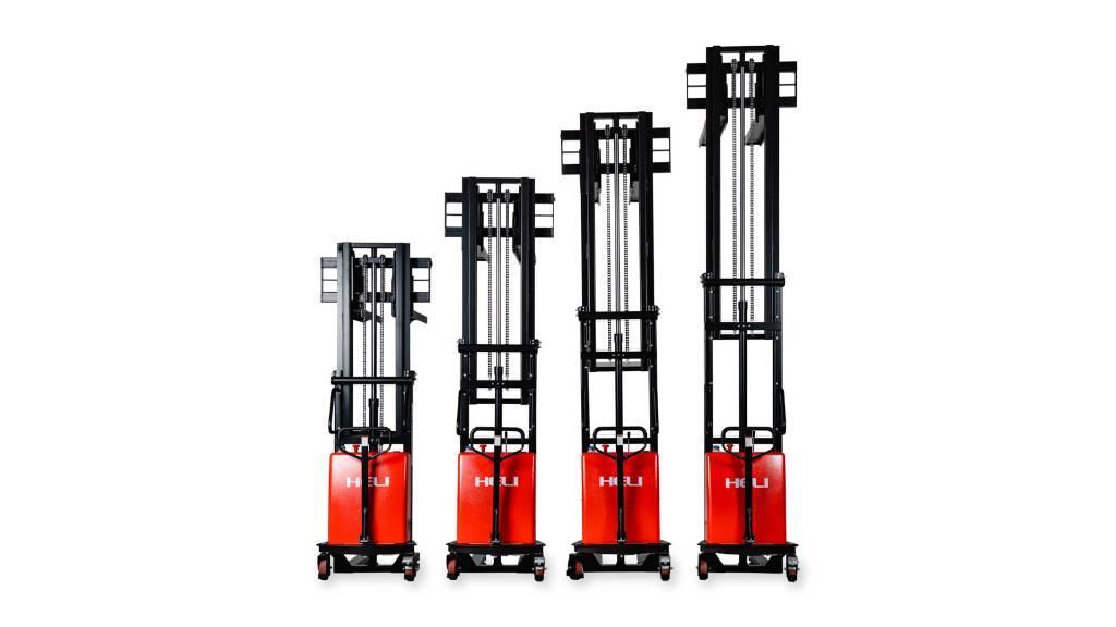 Heli 1,5 t semi-el. stabler LH 2,0 - 3,5 m (PÅ LAGER)