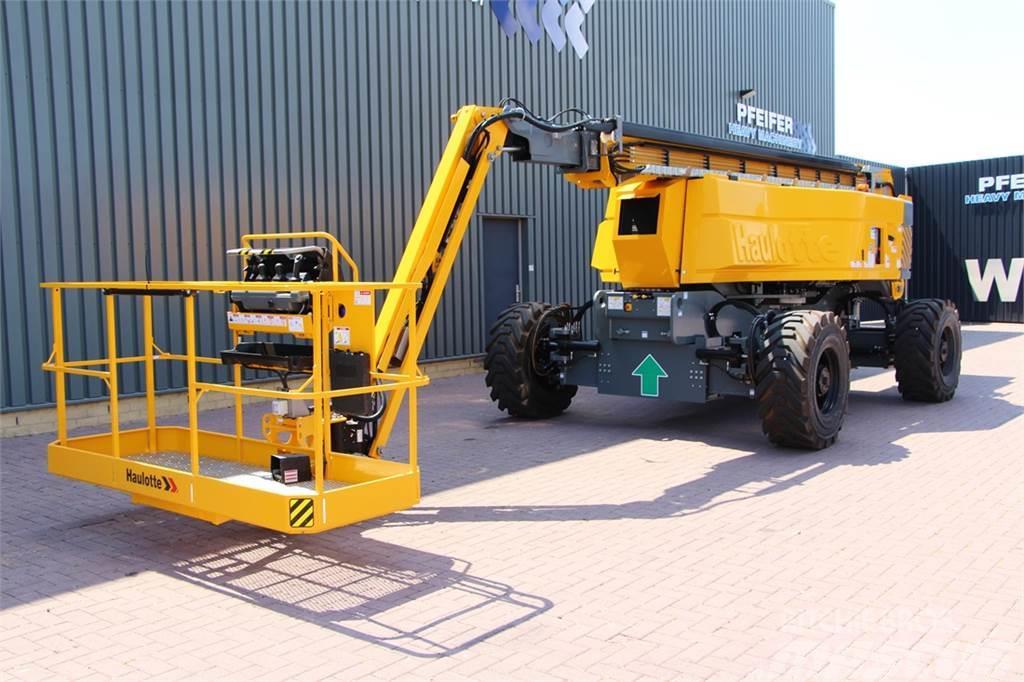 Haulotte HA32RTJPRO Diesel, 4x4x4 Drive, 31.8 m Working Hei