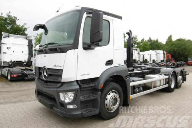 Mercedes-Benz ANTOS 2532 HIAB MULTILIFT XR 21 S EURO 6