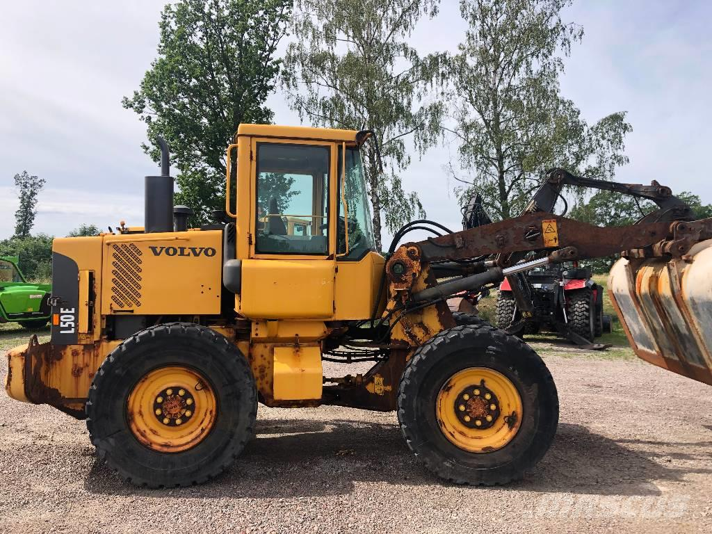 Volvo L 50 E Dismantled for spare parts