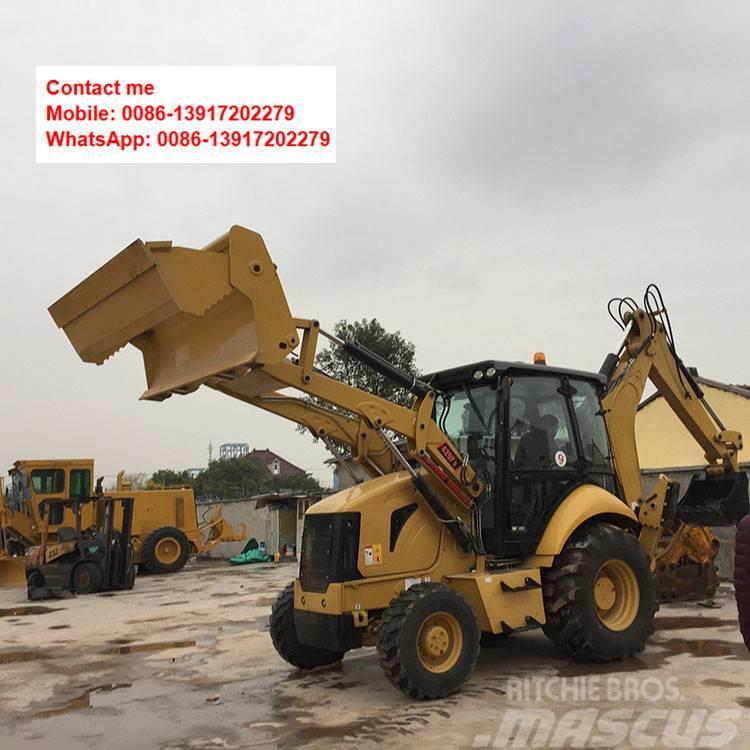 Caterpillar 420F 420E 430F 450E