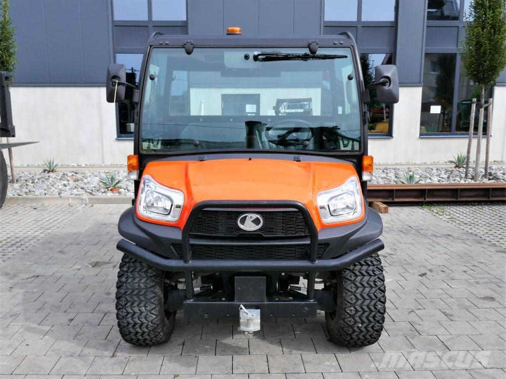 Kubota RTVX900NTWEO-H-MC 4WD multipurpose transportfordon