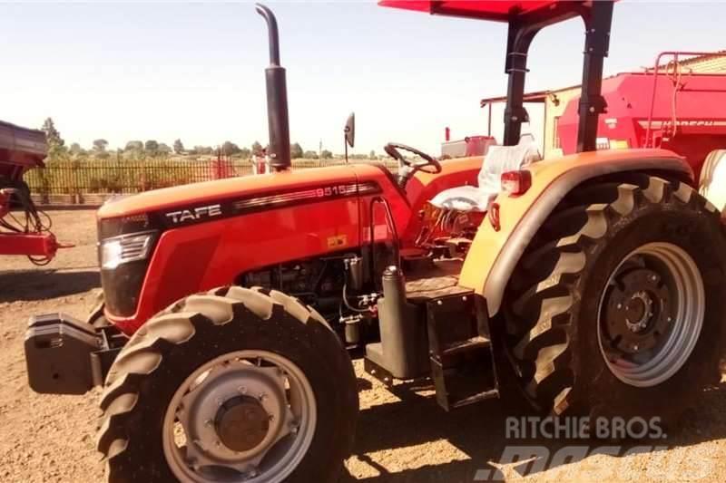 Tafe New Tafe 9515 4wd Tractors