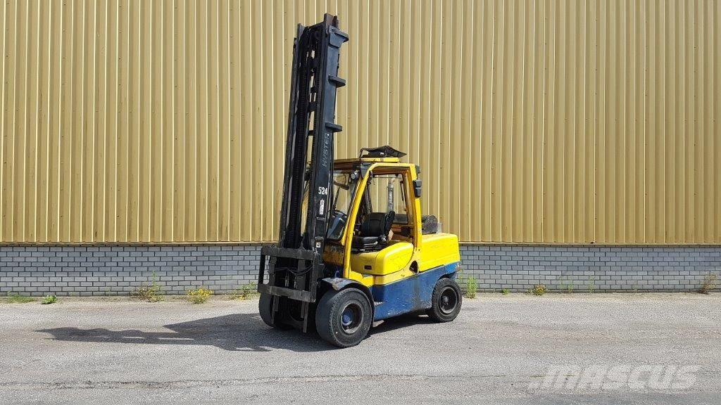 Hyster H 5.5 FT (DH1522 tm DH1525)