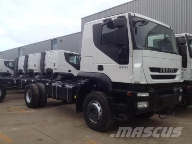 Iveco Trakker 380 4x2 Chassis Cab