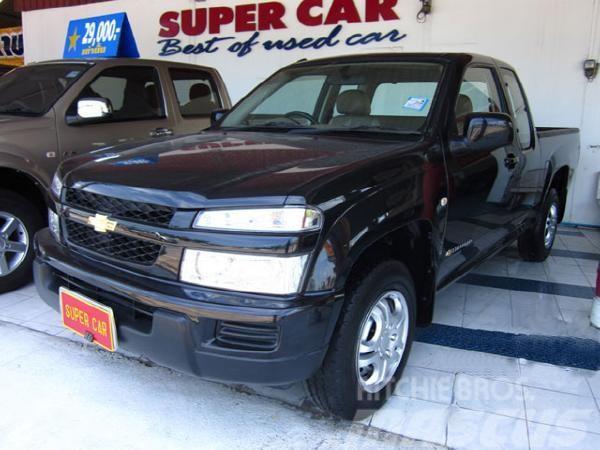 Chevrolet COLORADO EXTENDED CAB 2.5 CTi