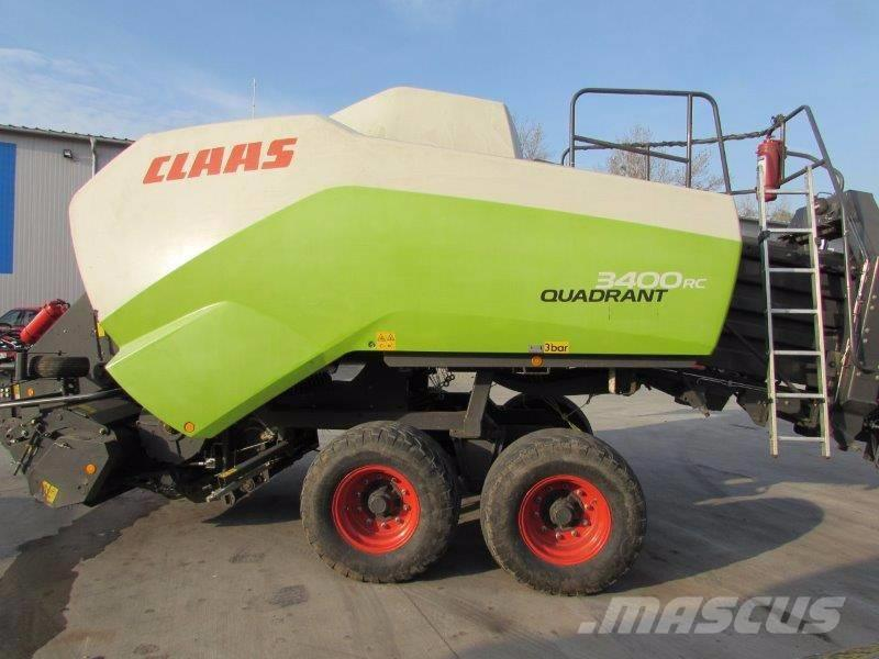 CLAAS Quadrant 3400 RC