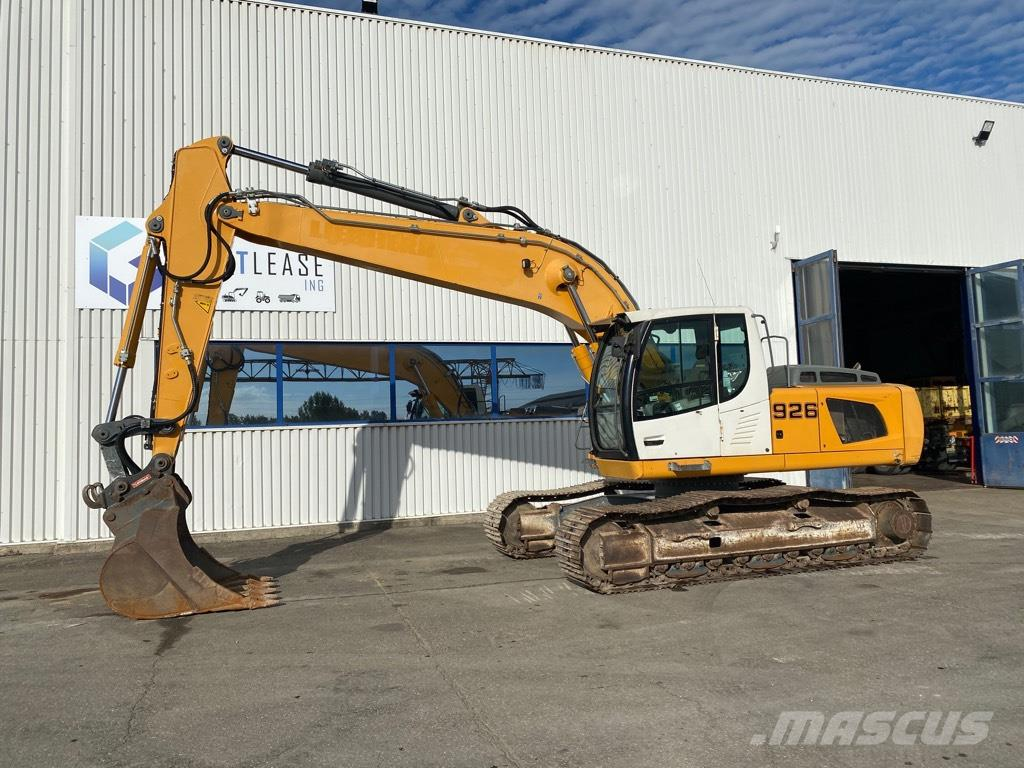 Liebherr R 926 Advanced LC