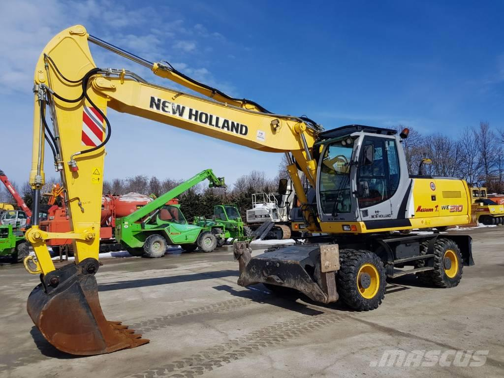 New Holland WE210